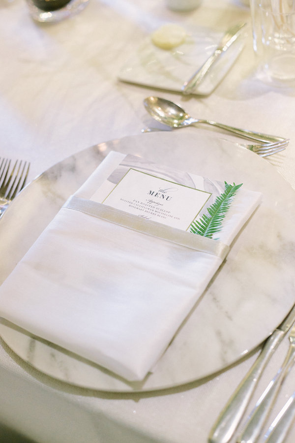 wedding dinnerware ideas