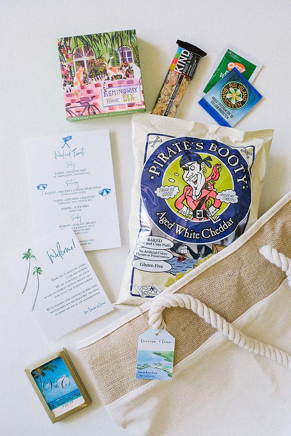 Ocean reef club wedding idea