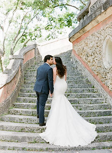 Intimate Weddings at The Vizcaya Museum