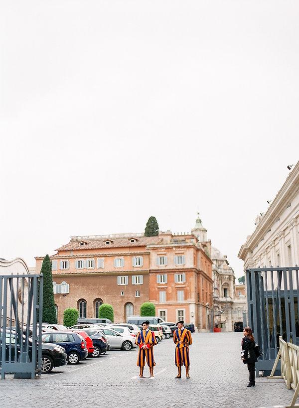 rome wedding destination