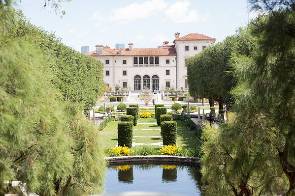 Photographer for Vizcaya museum and garden