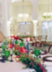 Miami Tabletop rentals from Pialisa