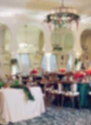Wedding tabletop rentals from Pialisa