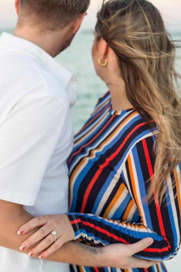 Best miami wedding proposal photographer