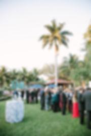 Miami Wedding Party Photo