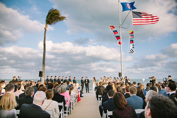 ocean reef florida wedding photography