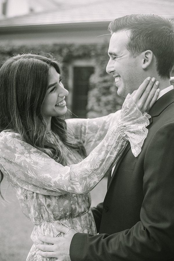 Claudia + Stefano - Miami Engagement Pho