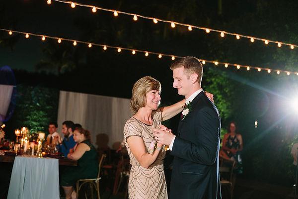 mother son dance alisa ferris