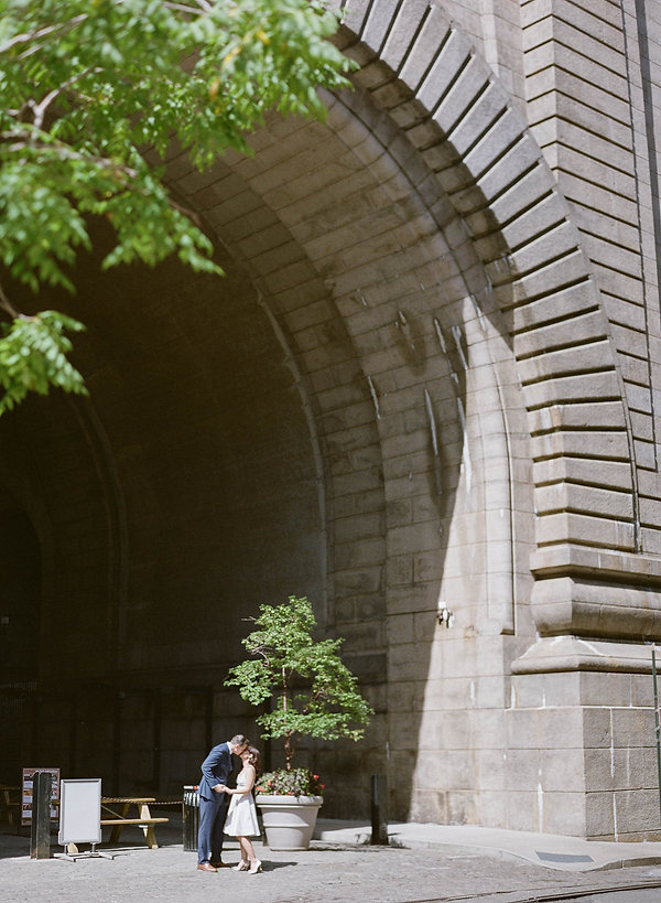 Brooklyn New York Engagement