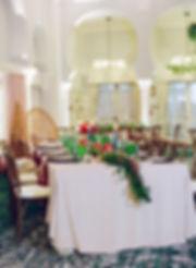 beautiful wedding tabletop ideas by pialisa