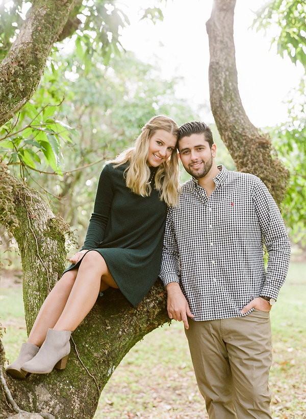 beautiful engagement session ideas
