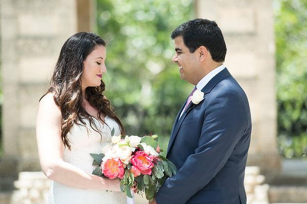 small wedding photographer Florida