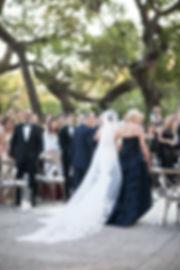Alisa Ferris Vizcaya Wedding