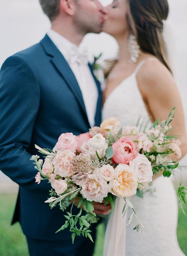 Intimate Deering Estate wedding