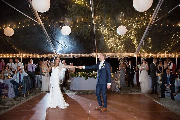 Beautiful wedding photography in Florida