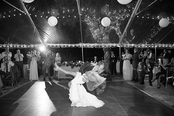 Bride and Groom first dance miami