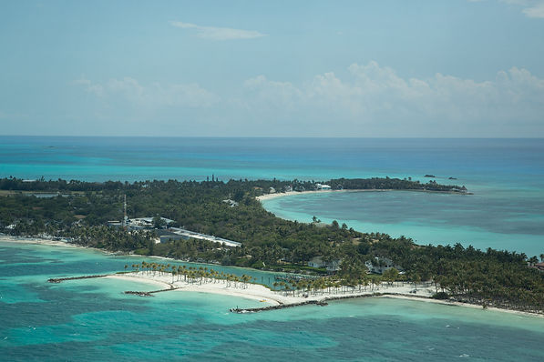 Cat Cay Yacht Club Bahamas Wedding