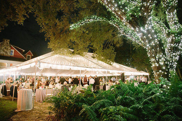 Wedding reception dinner in miami