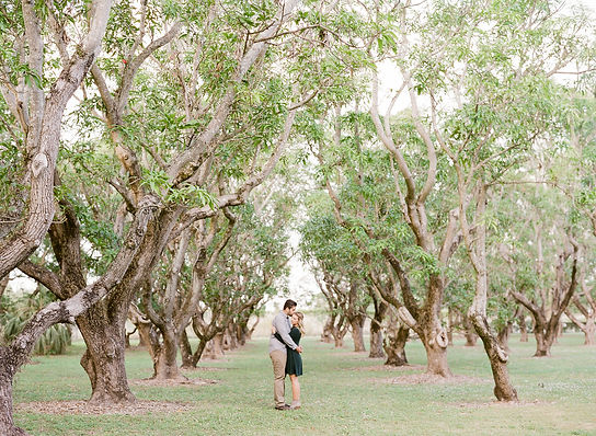 Intimate homestead engagement