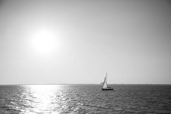 Miami yacht proposal photoshoot