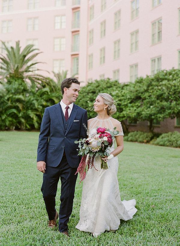 The Vinoy Wedding Miami