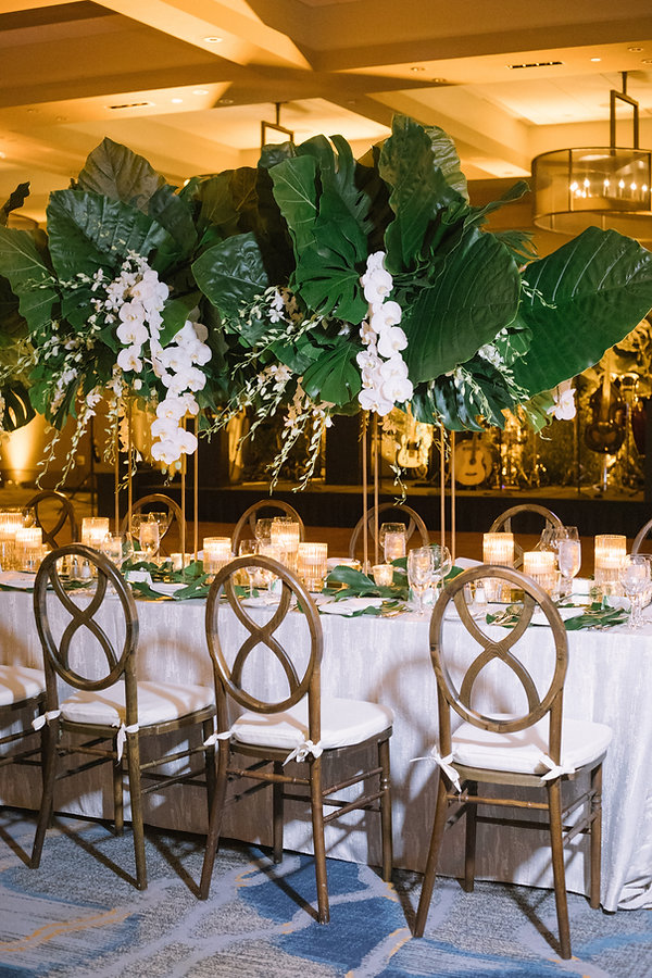 Parrish Designs wedding florals