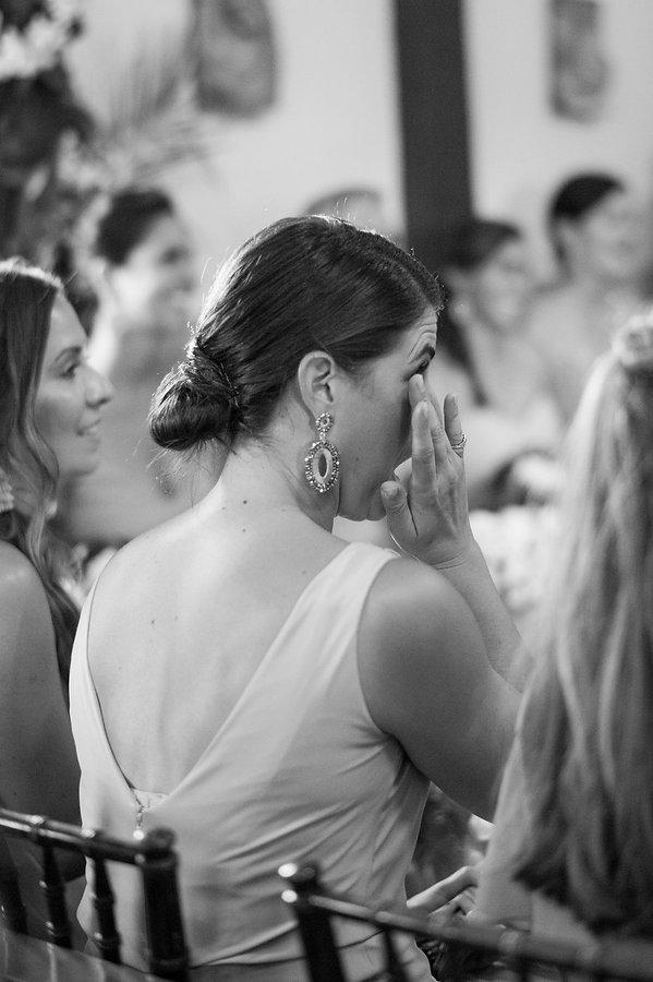 intimate wedding ceremony photos in Cat Cay