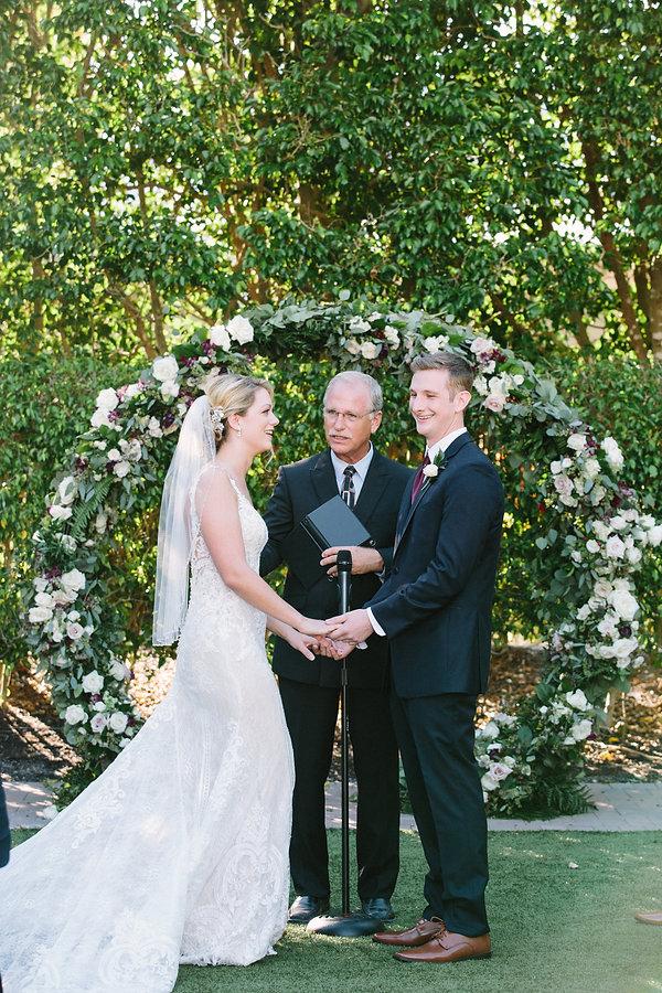 wedding ceremony naples wedding photographer
