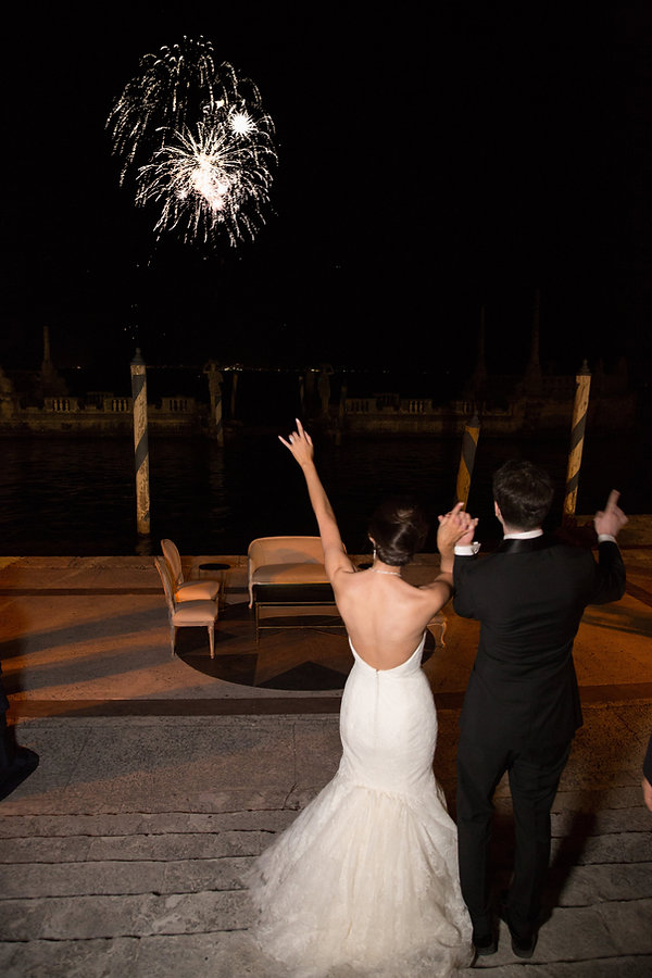 wedding fireworks vizcaya masi events