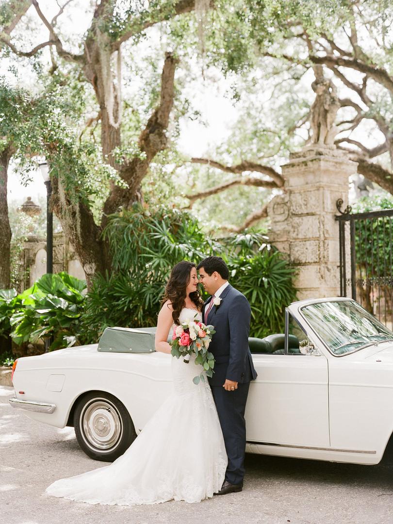 Miami Wedding Photography Vizcaya