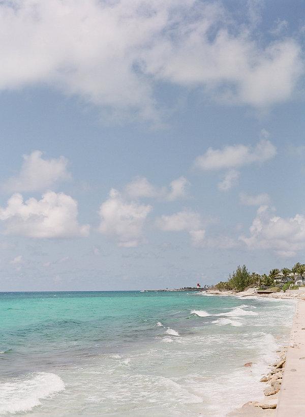Beautiful Sunny day in the Bahamas