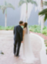 Romantic Bahamas Wedding