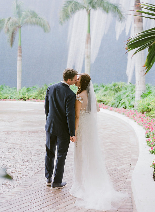 Romantic Bahamas Wedding