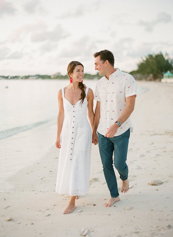 Cat Cay Engagement Session