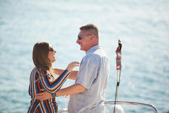 Yacht proposal ideas miami