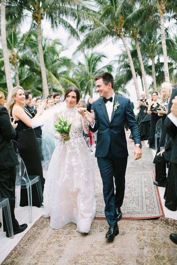 wedding ceremony photographer in miami
