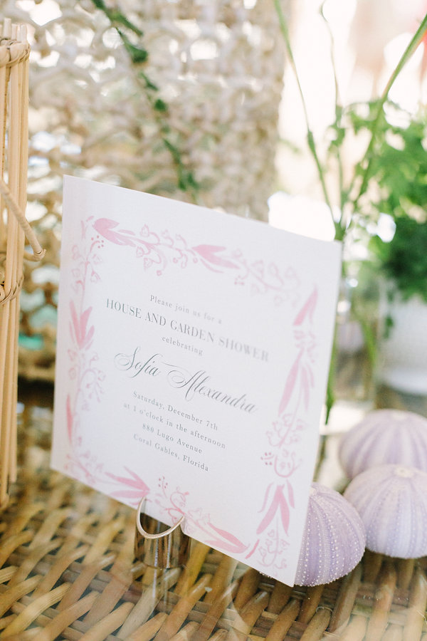 Sofia Arazoza Bridal Shower- Miami Weddi