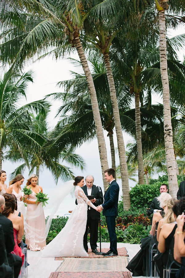 Intimate wedding photographer in miami