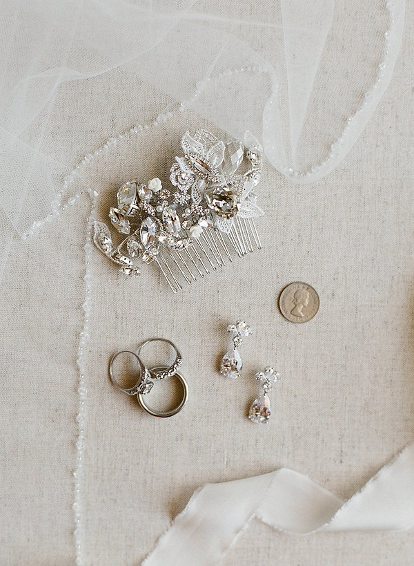 bridal accessories naples weddng
