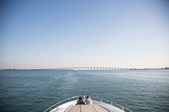 Miami yacht proposal ideas