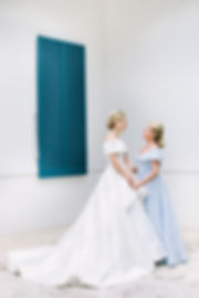 Mother and Bride Photo by Miami Wedding Photographer
