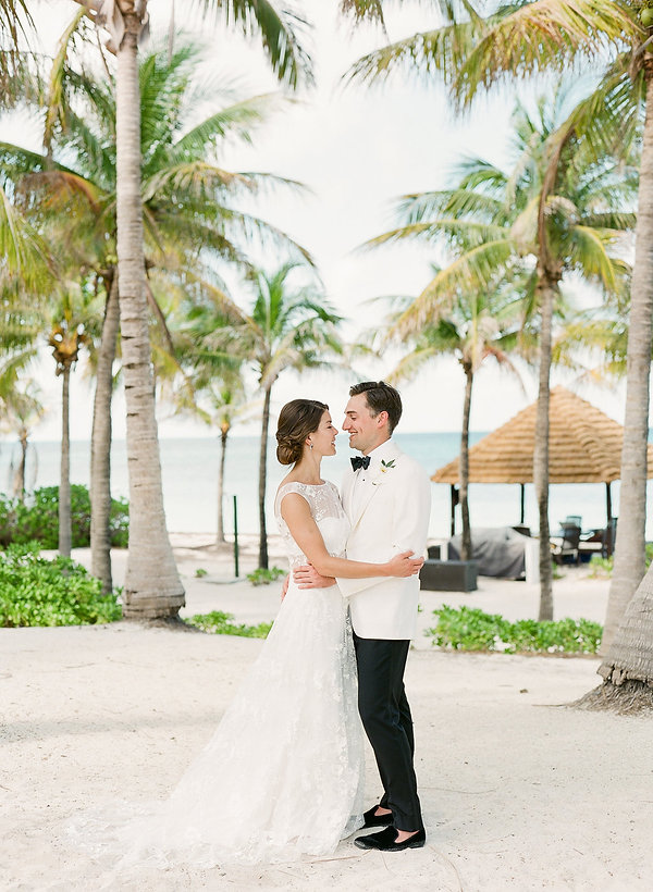 Cat Cay Yacht Club Wedding Photographer