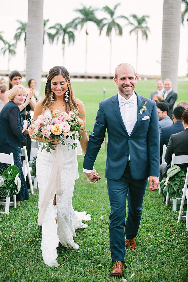 Tropical wedding inspiration at the deering estate