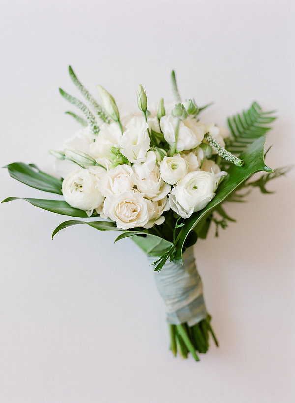 Wedding Bouquet from Wildflowers Bahamas