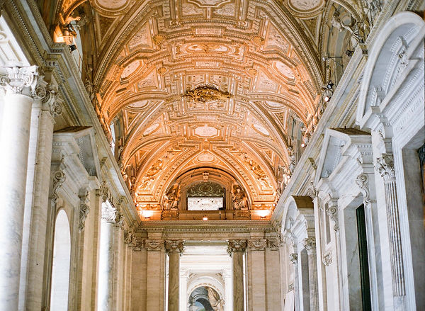 vatican city architectural photographer