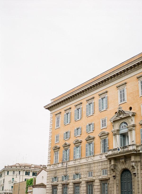 facades in vatican city
