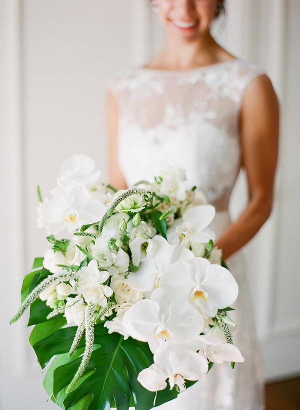Wedding Boueut from Wildflowers Bahamas