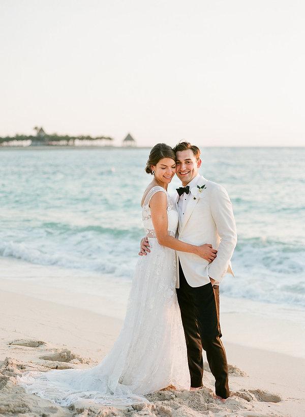 Cat Cay Wedding photographer