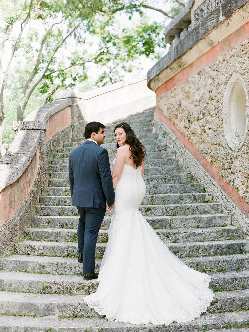 Wedding at Vizcaya Miami Photography