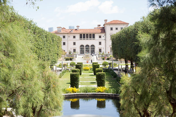 Vizcaya Museum and garden Venue guide